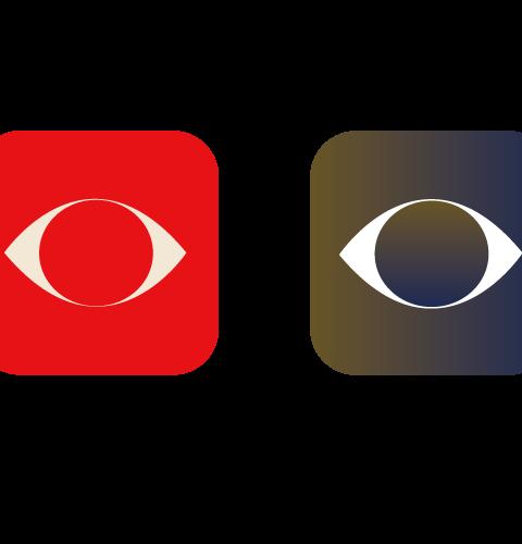 目のアイコン