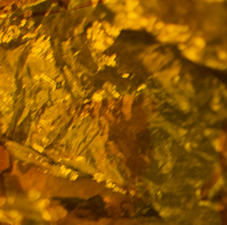 シルバーゴールドパターン